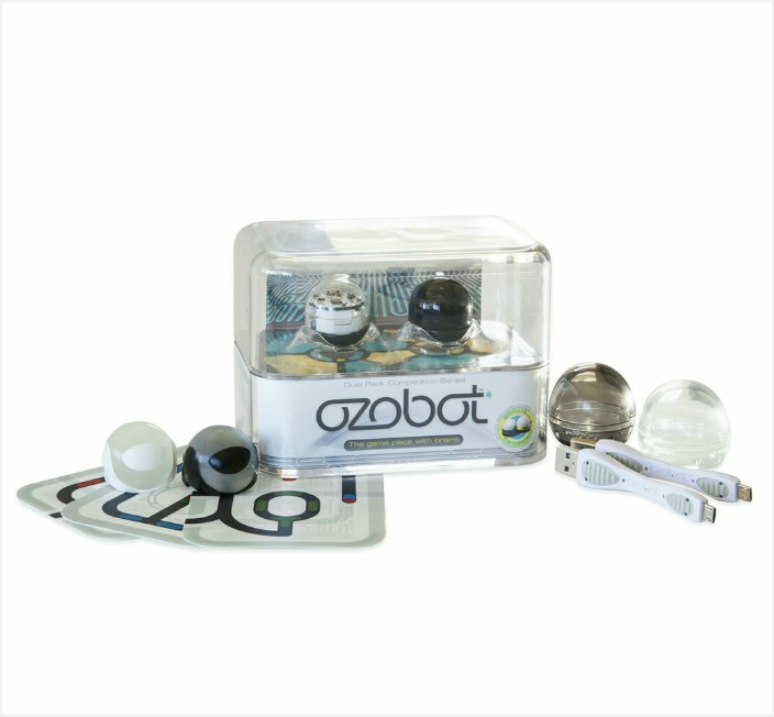 The Ozobot Gaming Robot: The next generation of robotic gaming tech that sets out to teach youngsters the fundamentals of programming in an interactive and fun gaming environment.