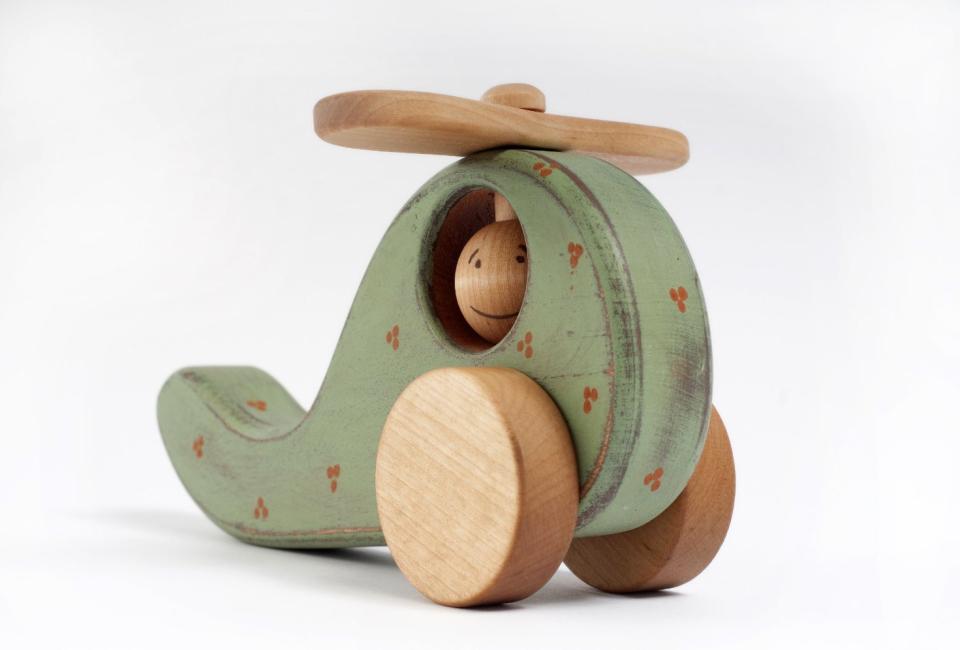 Handmade Wooden Toys for Kids