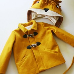 O.M.G These Playful Coats for Toddlers and Preschoolers Are Super Cute