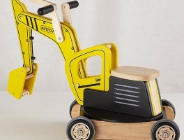 ride on excavator toy for kids-FP