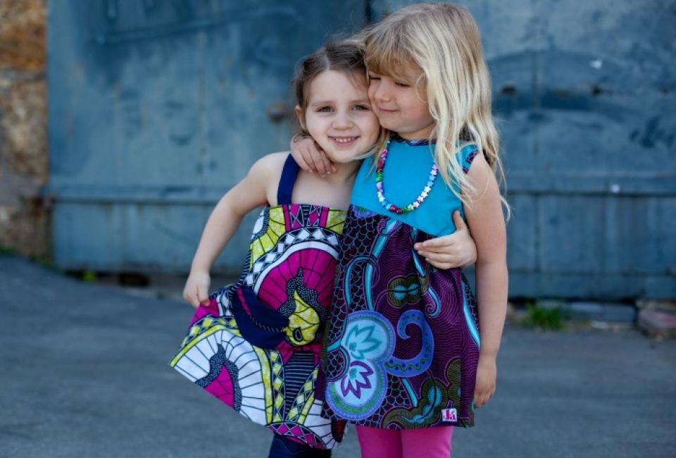 socially conscious dresses for little girls