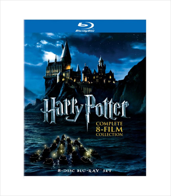 Birthday gift idea for an 11 year old Harry Potter fan - Harry 8 film Potter boxset