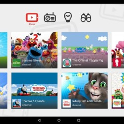 kids YouTube app FP