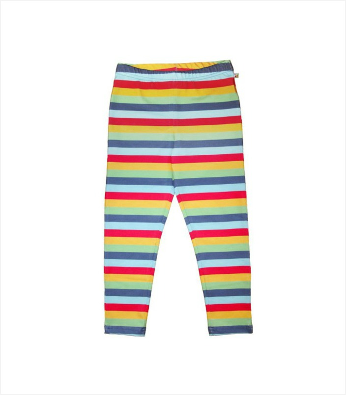 A bright pair of spring leggings for girls. Swing by to check out the other SS15 springtime garms for girls | kidslovethisstuff.com