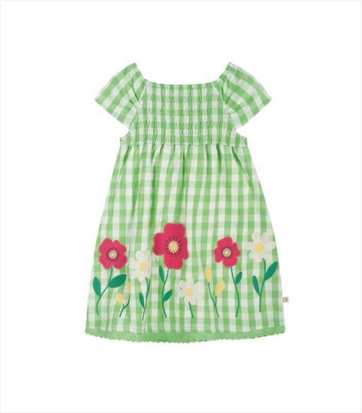 Love a bit of gingham? Spring clothes for girls | kidslovethisstuff.com