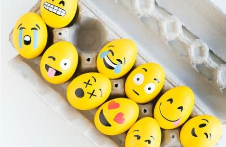 Emoji Easter Craft Idea - FP