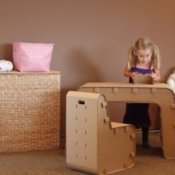 cardboard furniture for kids - fp-1