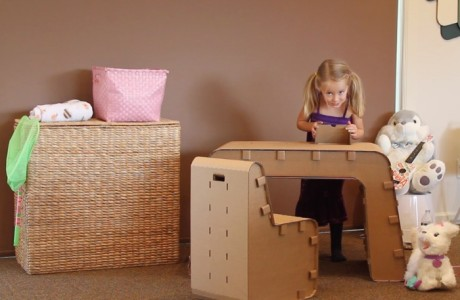 Now Here's a Furniture Set That You'll Actually Want the Kids to Draw On