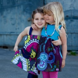 Janey Appleseed: Socially Conscious One of a Kind Dresses for Little Girls