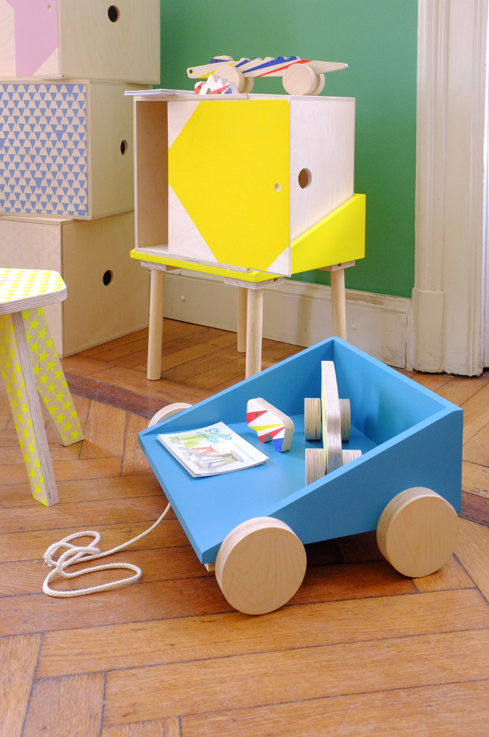 If you're on the look out for cute kids furniture pieces that you can easily mix and match, you may be interested in this latest find...