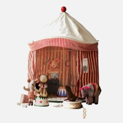 A Mini Circus Collection With Oodles of Charm and… Err… Mice (The Plush Kind)