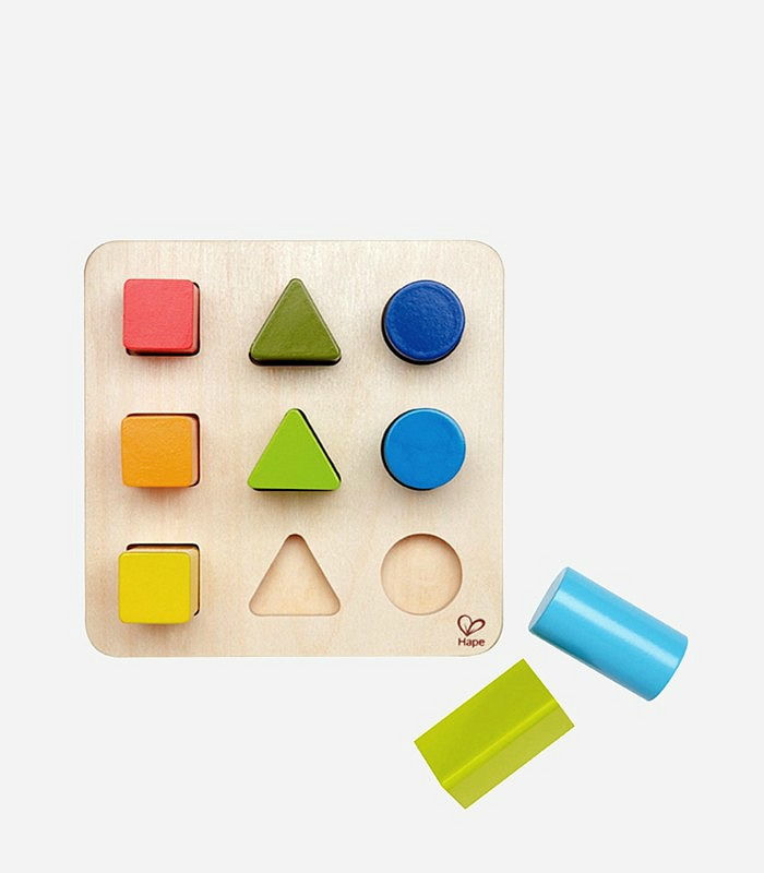 Best Wooden Toys For 1 Year Old Hape Color And Shape Sorter 2