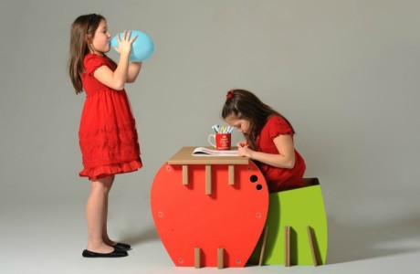 Eco & You: Makers of Cool, Environmentally Friendly Cardboard Furniture for Kids