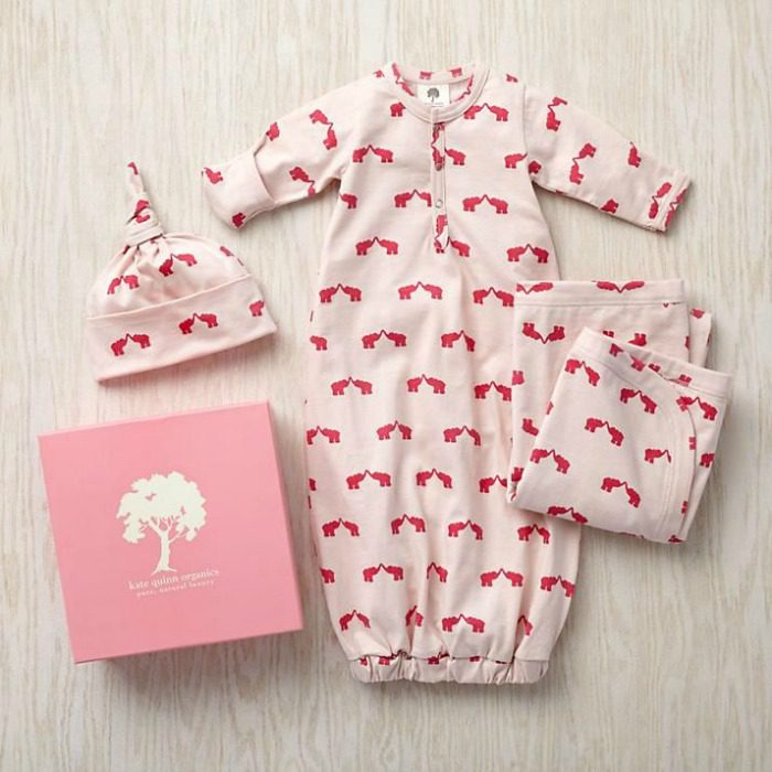 Gift Ideas for Babies: Kate Quinn Snuggle Set