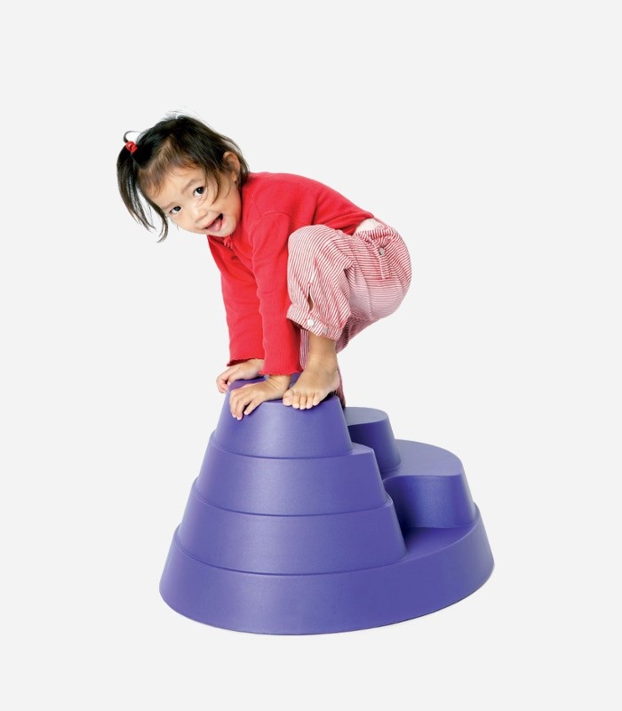 This height adjustable Gonge Mountain is a cool toy for kids who love the climb | Climbing toys for toddlers  and preschoolers