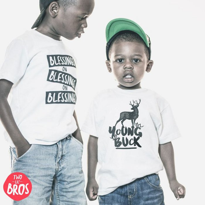 Etsy Love: Two Lil Bros keep it simple but super cool | Hipster Kid Clothes: 7 Etsy Shops Making Stylish Garms for Little People
