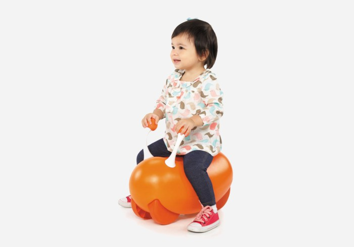 This Little Tikes jelly bean racer ride make a sweet ride for a tiny tot | Coolest Ride on Toys for Toddlers