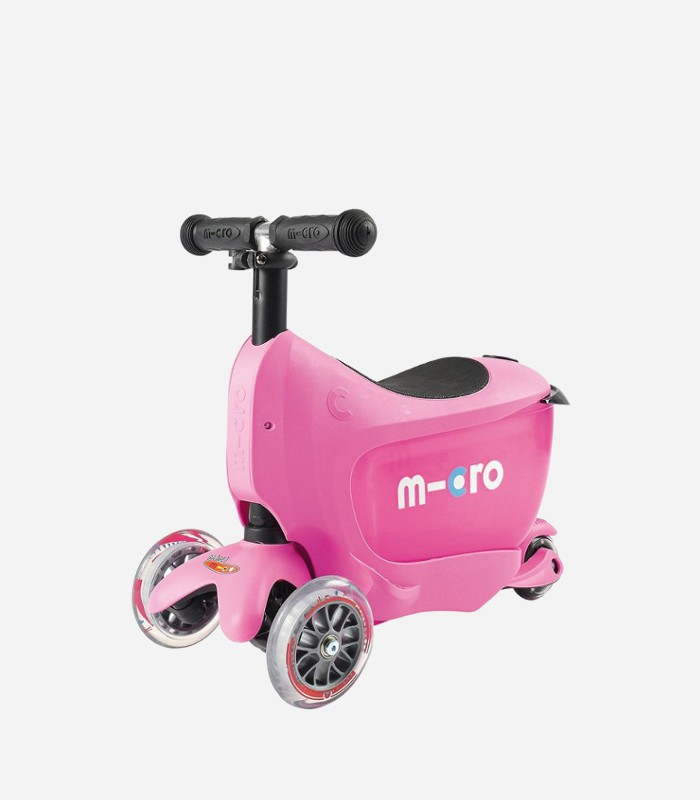 Micro mini-2-go scooter in pink | Cool Toddler Ride on Toys