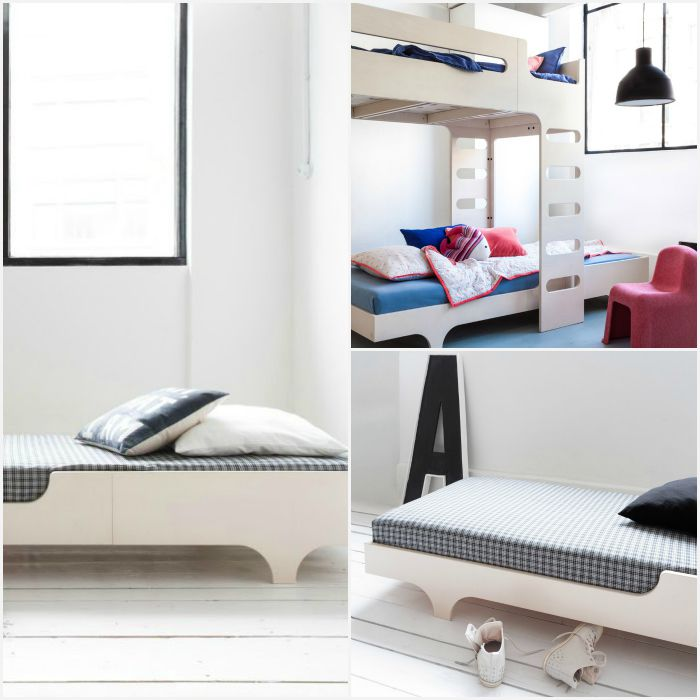 How cool would this look in a big kids room? | Stylish kids beds by Rafa Kids - the teen bed