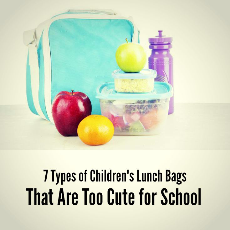 7 Types of Childrens Lunch Bags That Are Too Cute for School