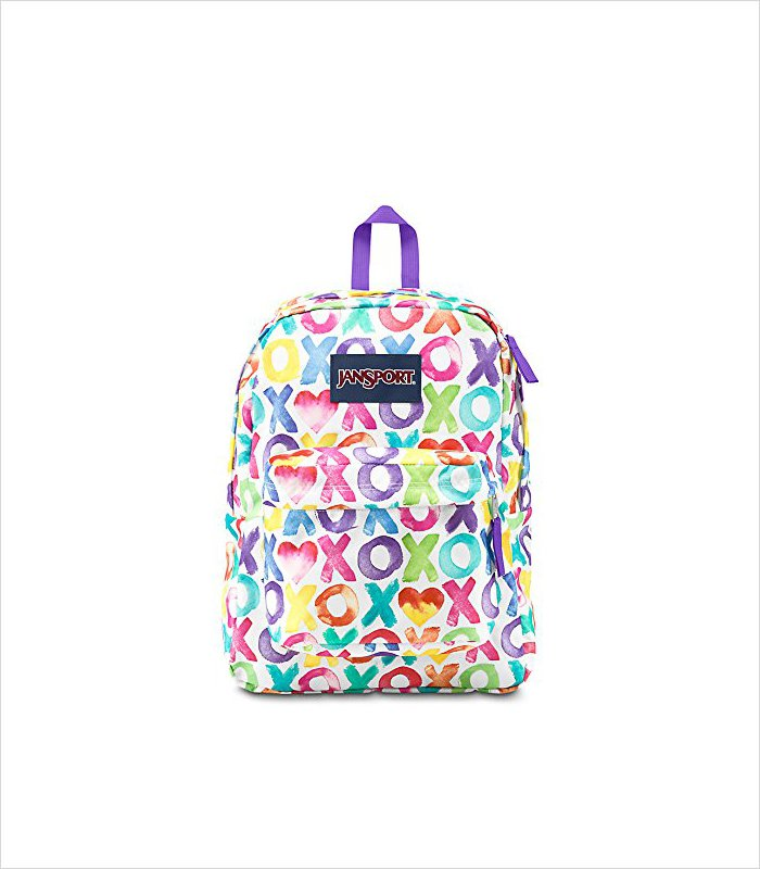Totally XOing over this Jansport backpack | Cool Back to School Accessories for Kids