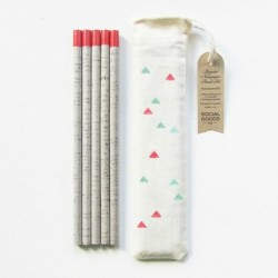 school accessories for kids - pencil pouch set
