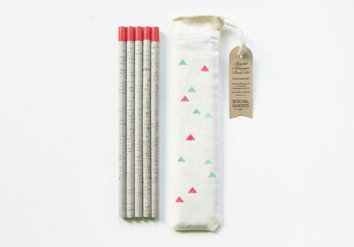 This pencil pouch set sure beats than regular school pencils   Cool Back to School Accessories for Kids