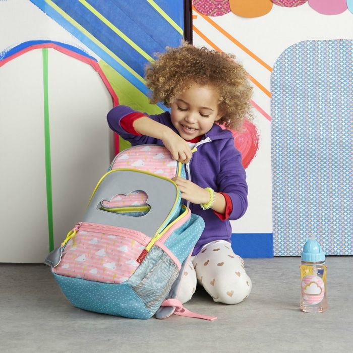 Skip Hop Forget Me Not has a sweet range of kids back to school gear. They're all so pretty, you'll probably wish they did them in adult sizes.