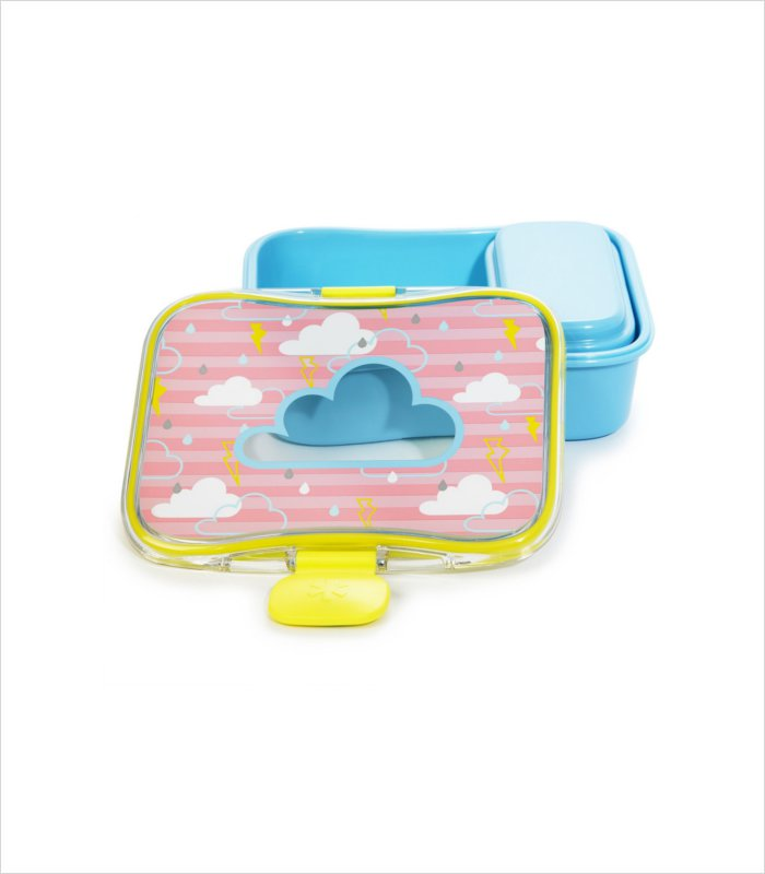 Skip Hop Forget Me Not lunch kits: Total convenience in a pretty looking package