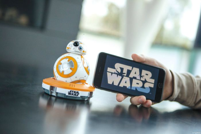 bb-8 star wars droid app enabled