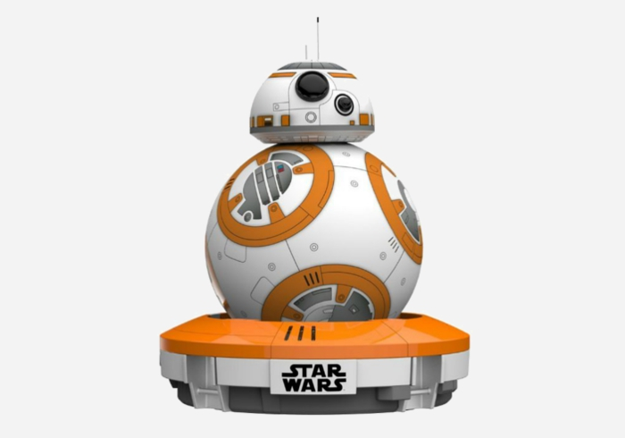 great gag gift for an 11 year old boy bb 8 star wars droid sphero fp