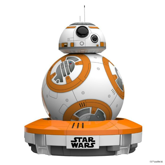 The BB-8 Star Wars Droid by Sphero is one smart little gizmo that Star Wars fans are getting super excited about.