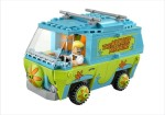 Finally! Scooby Doo Legos Are on the Scene and They're Like, Totally Rad