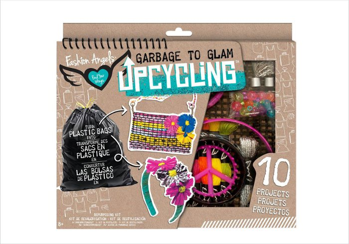 Gift ideas for 10 year olds - Fashion Angels upcycling design kit 1
