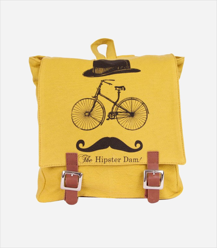 Gift ideas for 10 year olds - Hipsterdam backpack