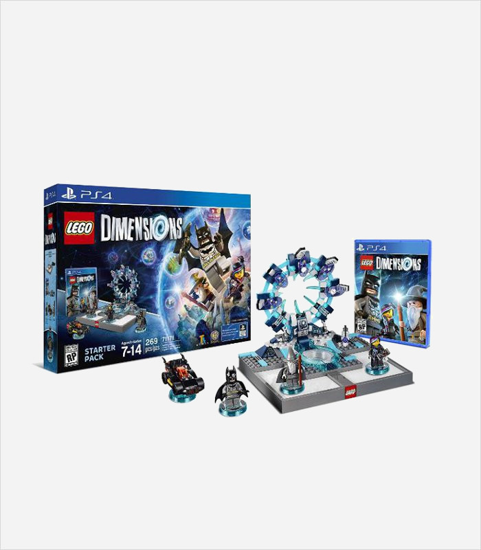 Gift ideas for 10 year olds - lego dimensions starter pack