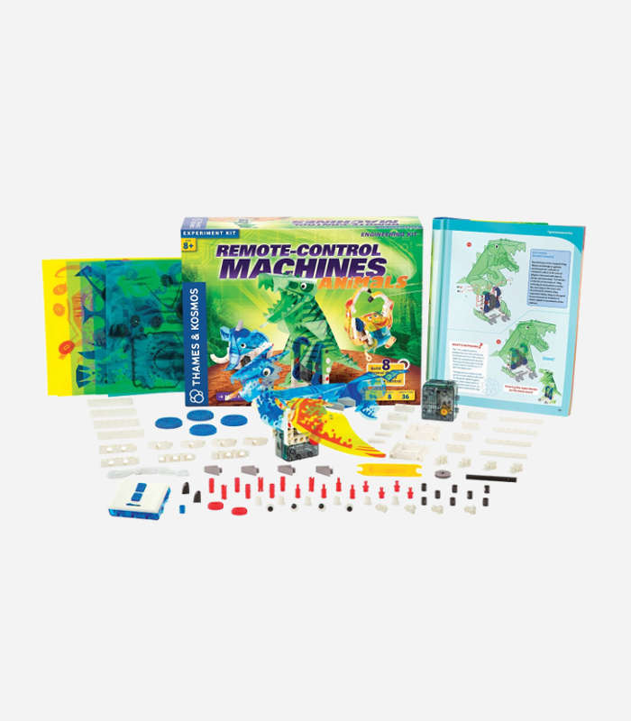 Gift ideas for 10 year olds - remote control machines animal science kit
