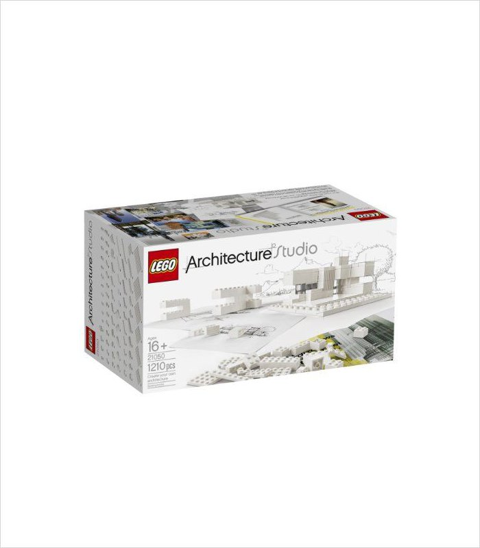Gift ideas for 13 years old - lego architecture studio
