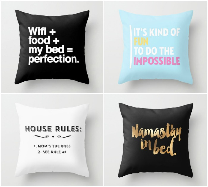 Gift Ideas For 13 Years Old Throw Pillows 2 Kids Love