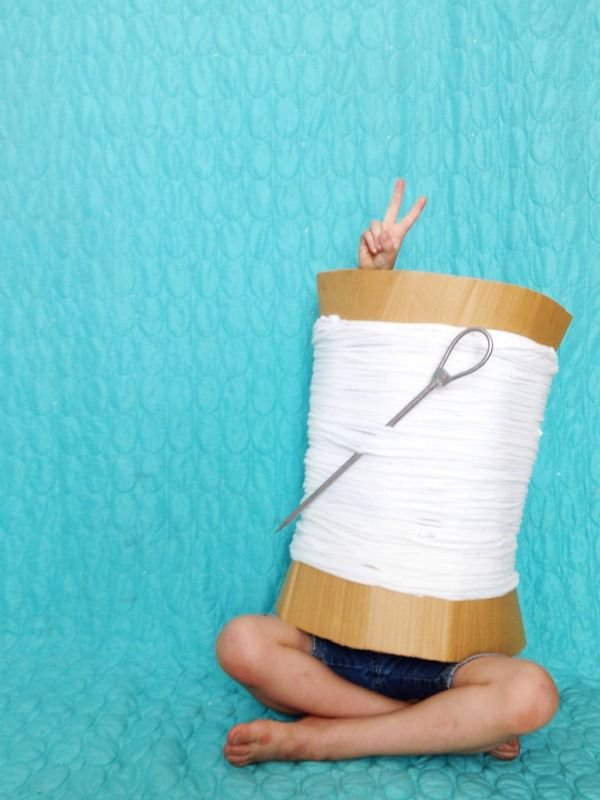 Non scary kids Halloween costumes to DIY - The Needle and Thread costume