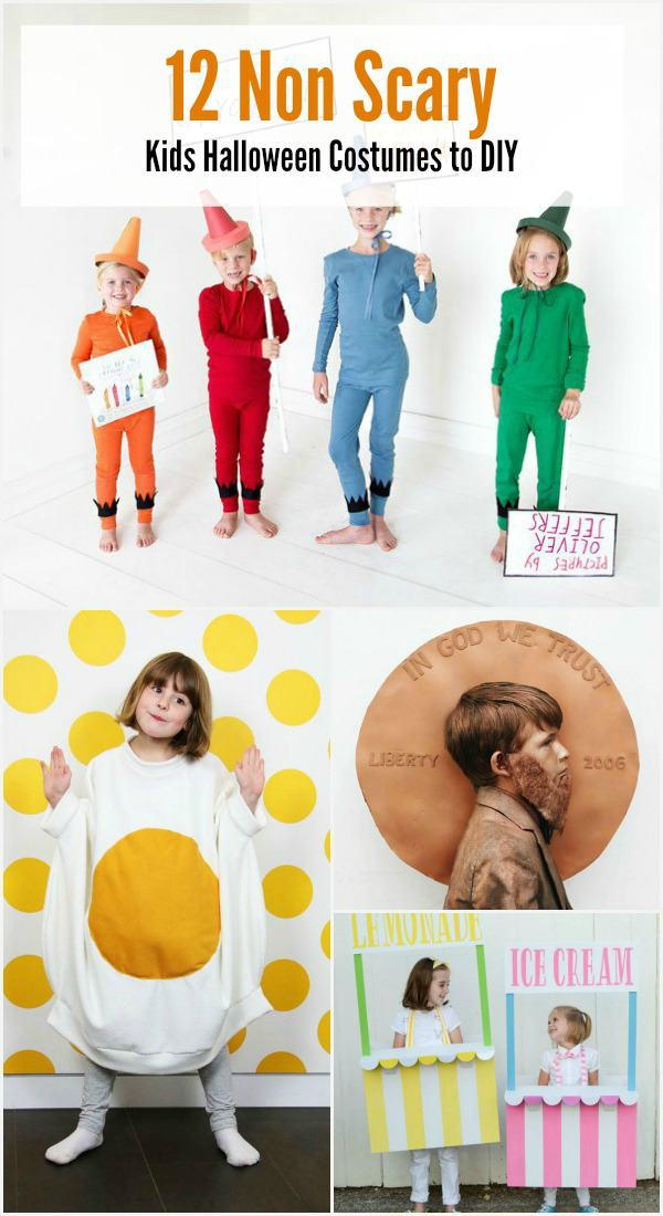 If you're looking to flex your creative muscles with a uniquely made outfit this Halloween, here are 12 great DIY kids costume ideas for you to try.