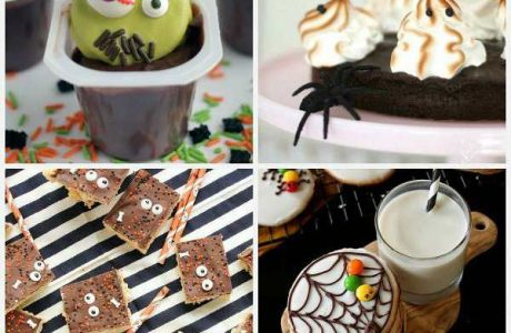 Pudding, Cookies and Cake: 12 Creepy Halloween Desserts the Kids Will Love