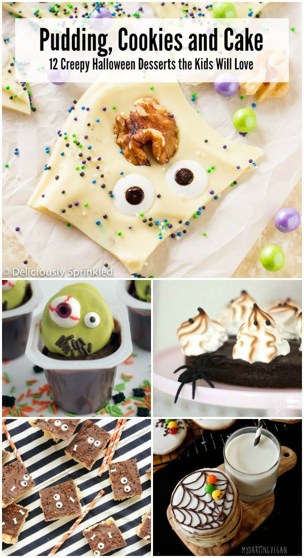 creepy halloween desserts for kids - pinnable 2