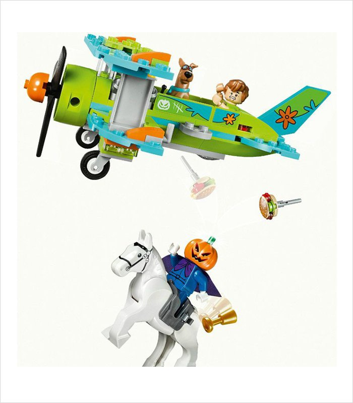 Gift ideas for 5 year olds - Lego Scooby-doo set