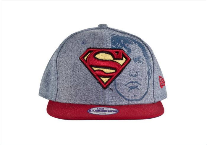 Gifts that an 8 year old would like - New Era Superman cap