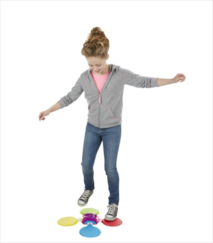 Gifts for 8 year olds - Twister Moves Hip Hop Spots Dance Game
