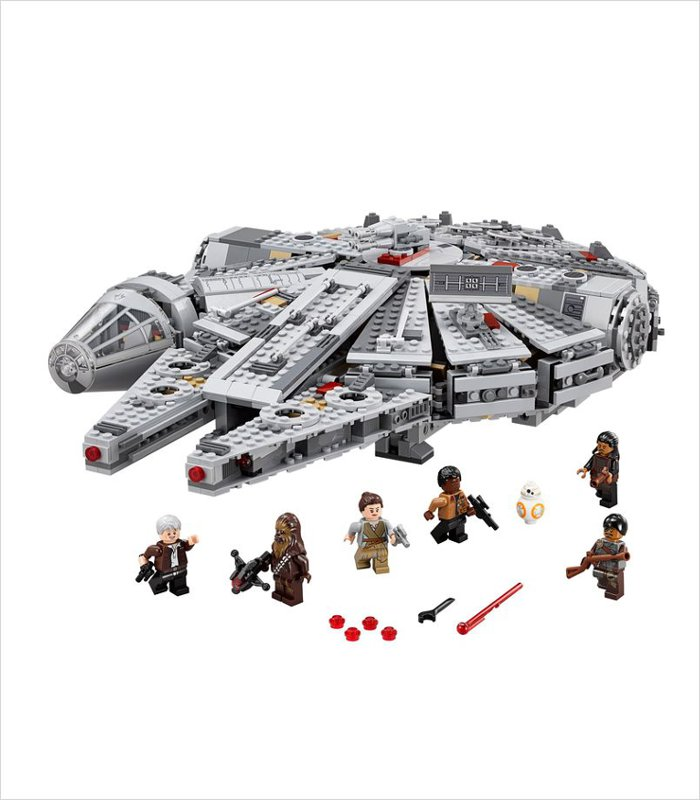 Gifts for 9 year olds - Star Wars Lego Millennium Falcon