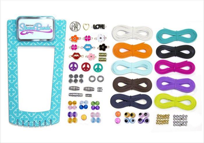 Gift ideas for 9 year olds - Strand Bands super deluxe designer set.