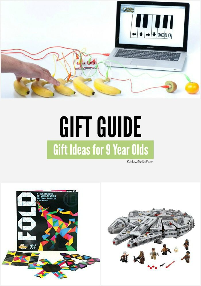 13 of the Best Christmas Gifts for 9 Year Olds (Boys and ...