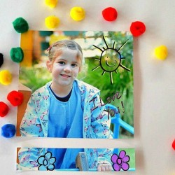 How to Turn a Photo into a Personalized Popsicle Stick Puzzle